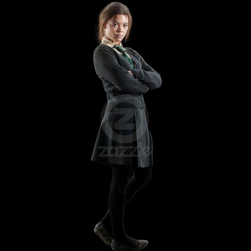 Slytherin Student Pansy Parkinson Harry Potter Cosplay Scarlett Byrne