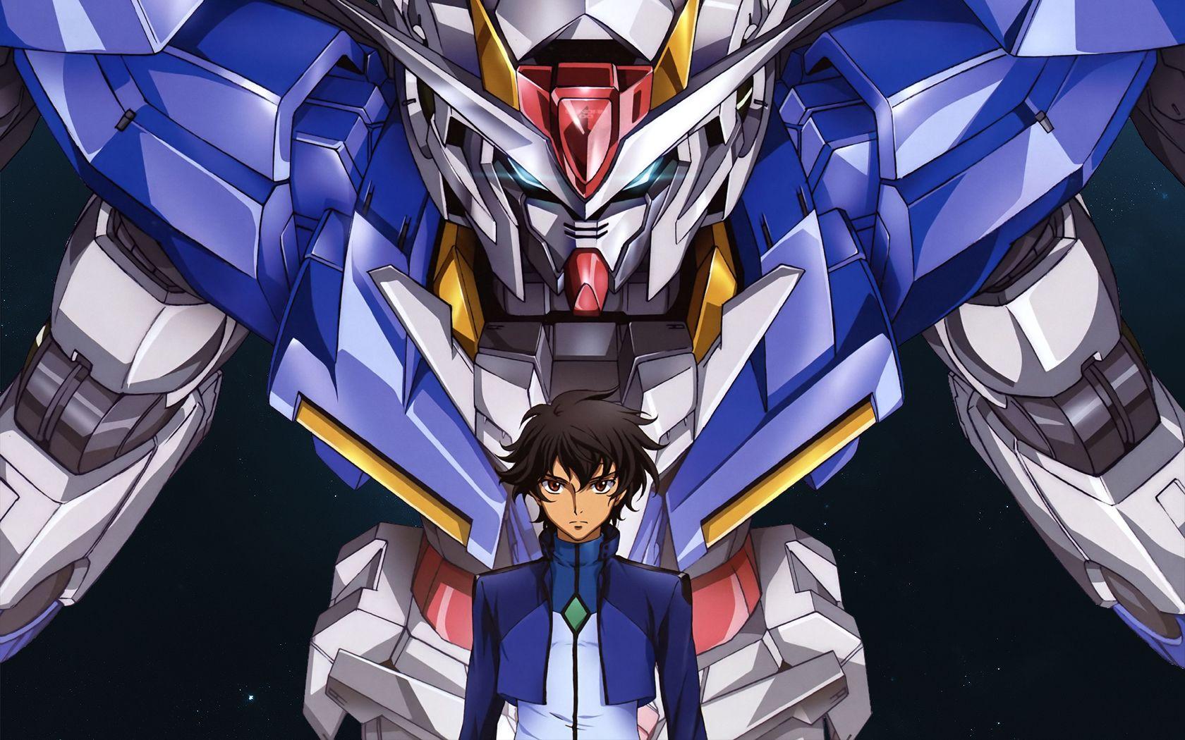 Gundam 00 | Gundam 00 | Pinter...