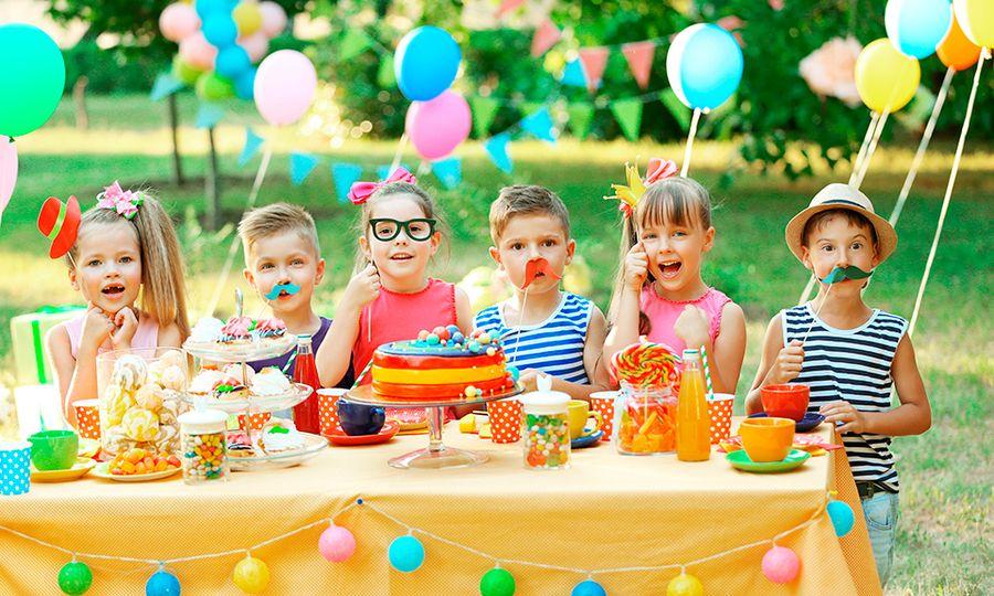 Fiesta infantil para 50, 100 o 150 personas + recorrido
