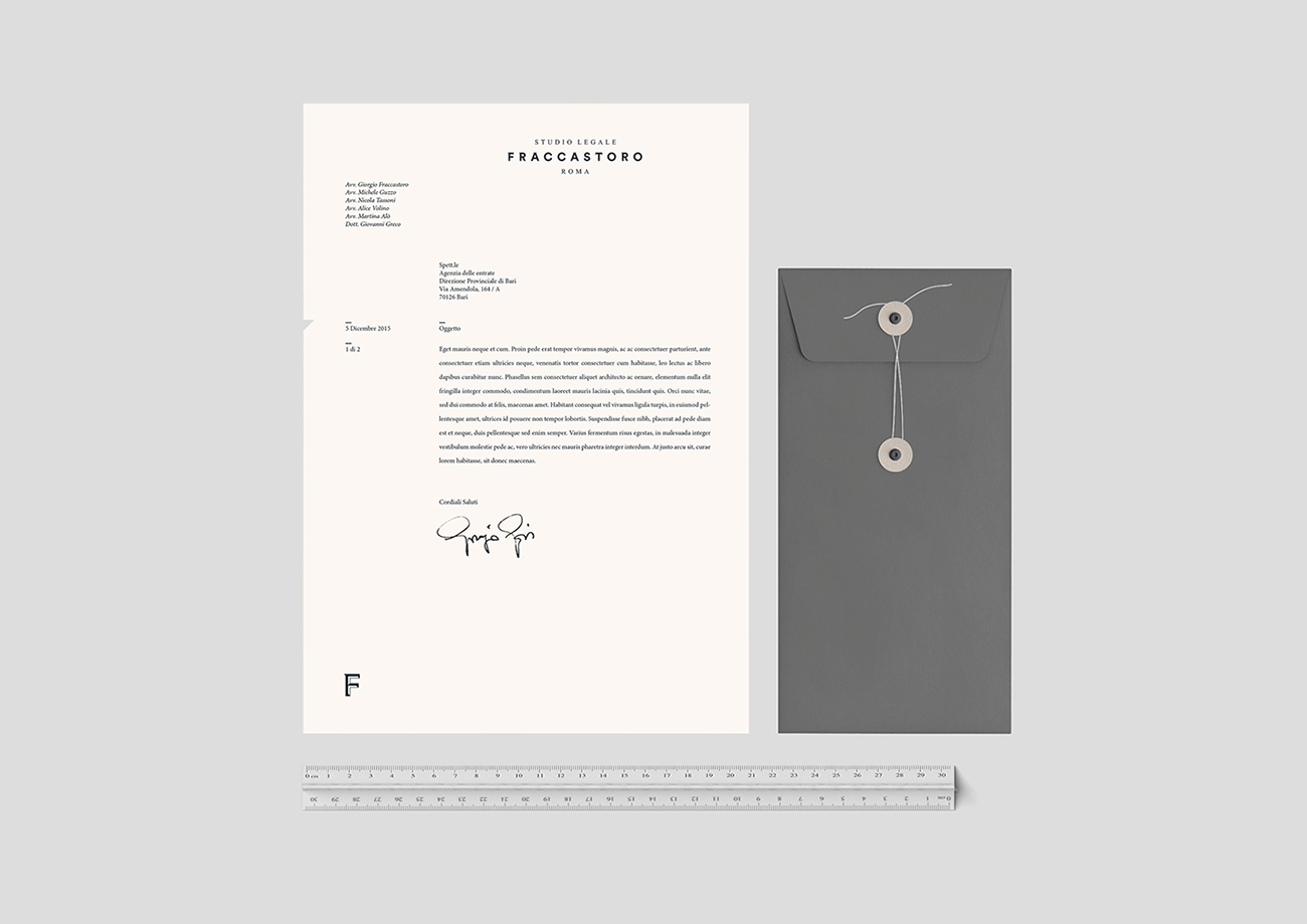Zeitgemäße Corporate Designs für Anwälte | Corporate design
