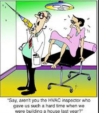 Beware HVAC inspector. Hvac repair, Heating, air