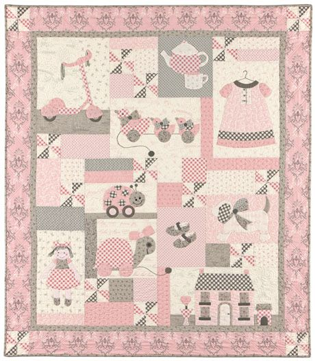Product Details Baby Girl Quilts Baby Quilts Quilts