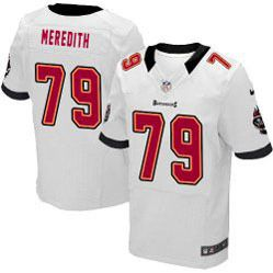 new products 51ce0 98140 $78.00--Jamon Meredith White Elite Jersey - Red Home Nike ...
