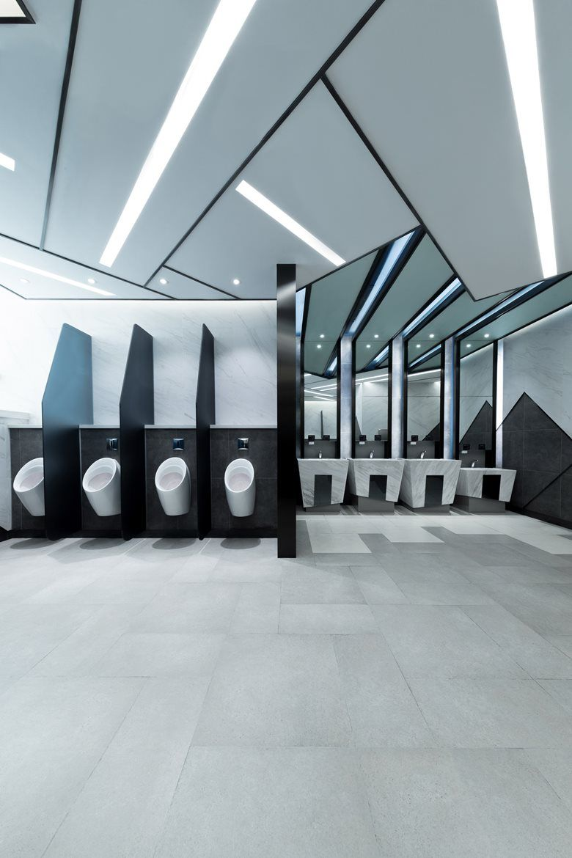 Ua Cinemas Shanghai Picture Gallery Cinema Design Restroom Design Washroom Design