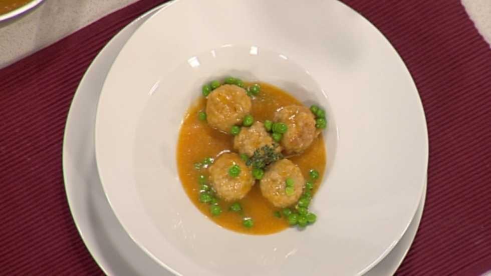 Cocina con Sergio - Albóndigas ibéricas en salsa