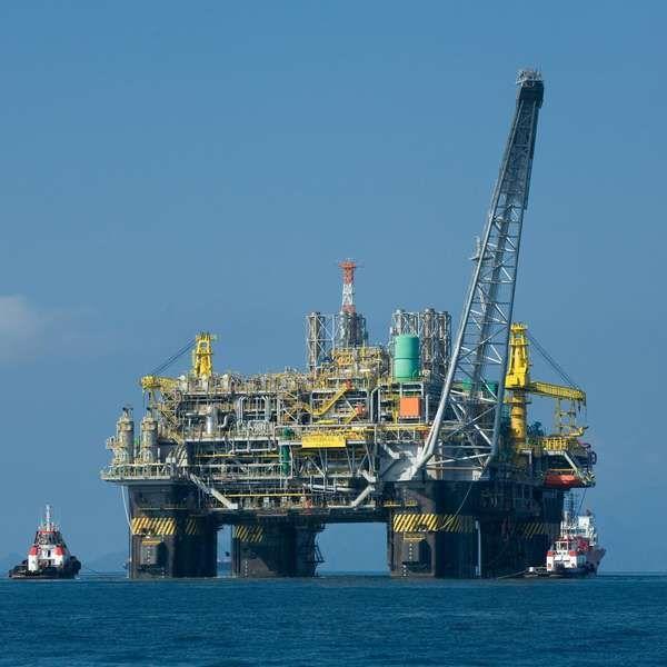 Produção de petróleo e gás da Petrobras é recorde em junho