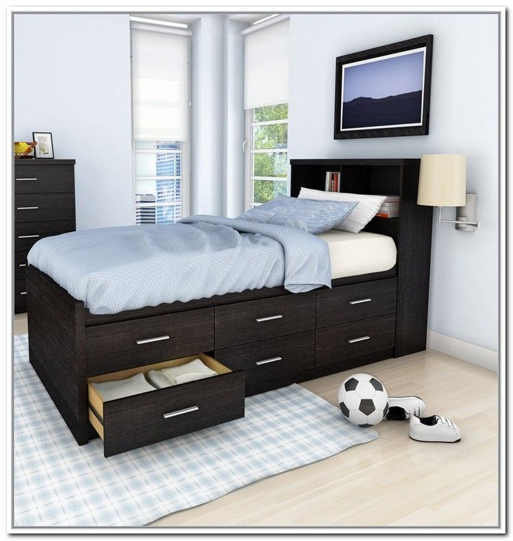 Twin Xl Storage Bed Twin Xl Bed Frame Bed Frame With Storage