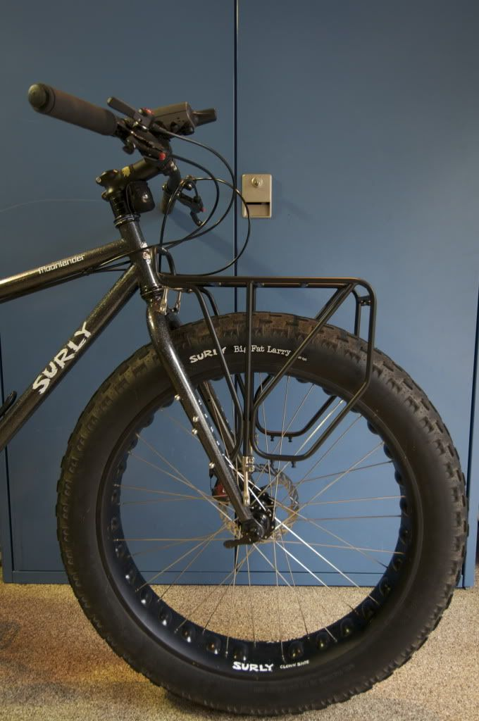 I am looking for ideas on what works for the Surly b83cc87e8