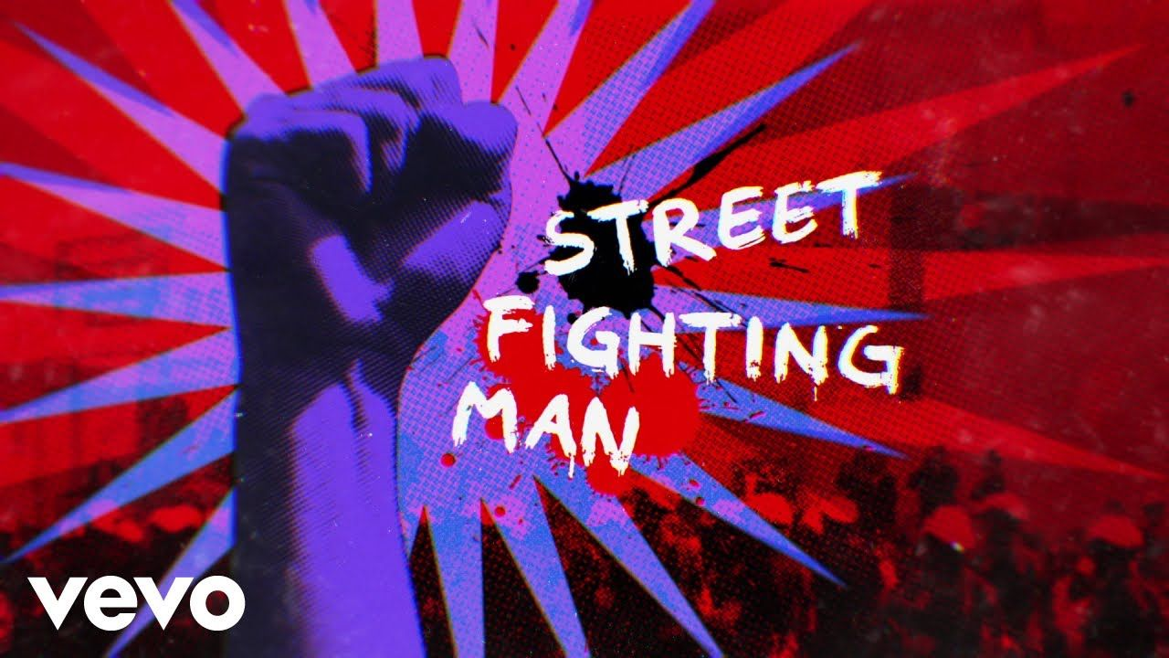 The Rolling Stones   Street Fighting Man Official Lyric Video ...