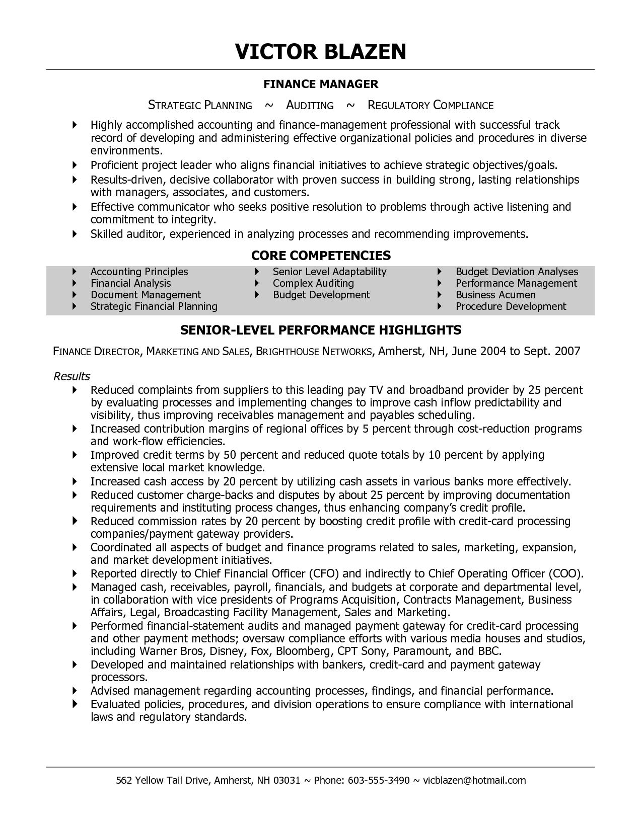 Senior Financial Analyst Resume Don't Hesitate When It Comes To Replacing Your Shinglesreplacing