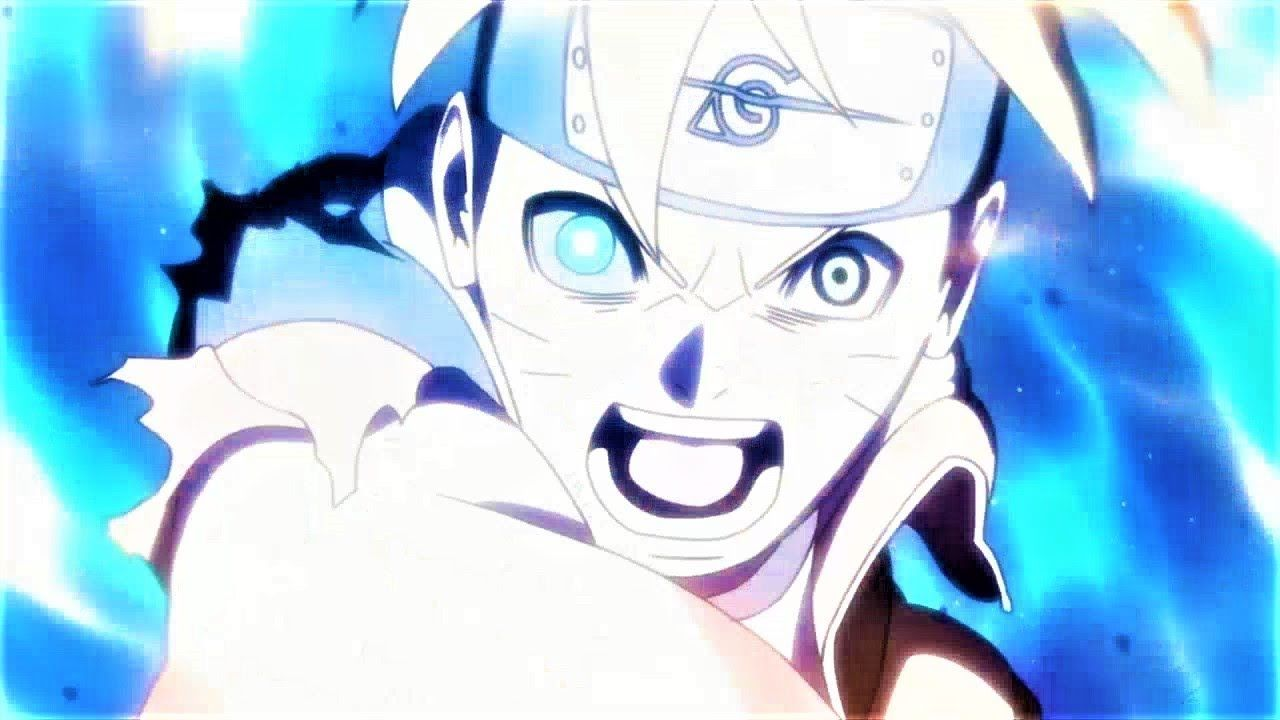 "Is Boruto ōtsutsuki Momoshiki Tells Him About His Eye Power Boruto ǁ«å½±å¿è€… ŋ•ç""» Üルト"