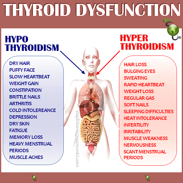 I M Just Lucky Enough To Have To Deal With Both Hypothyroid