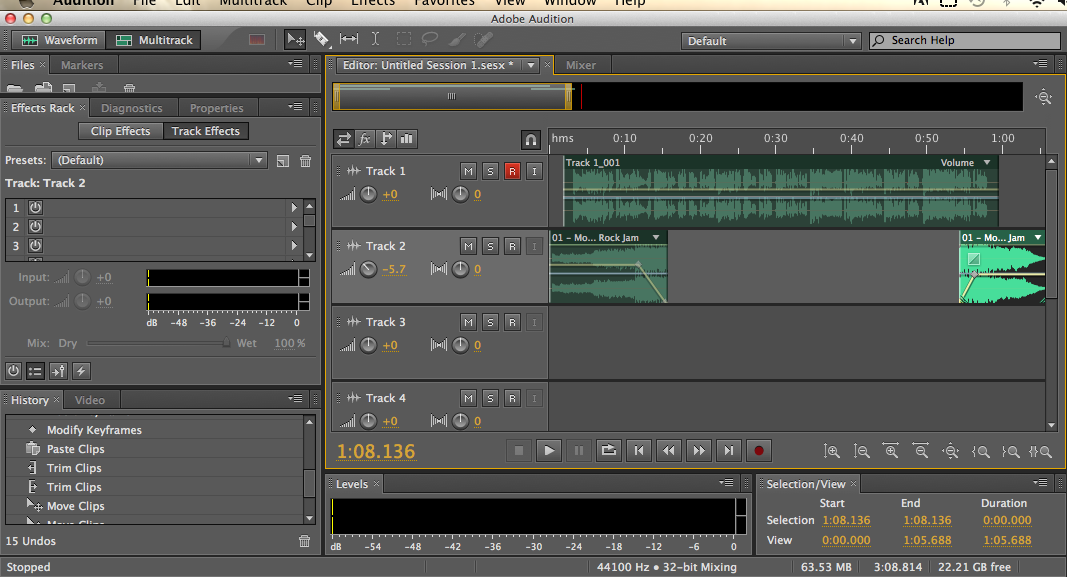 Using Adobe Audition To Record Podcasts Adobe Audition Audio Recording Audition