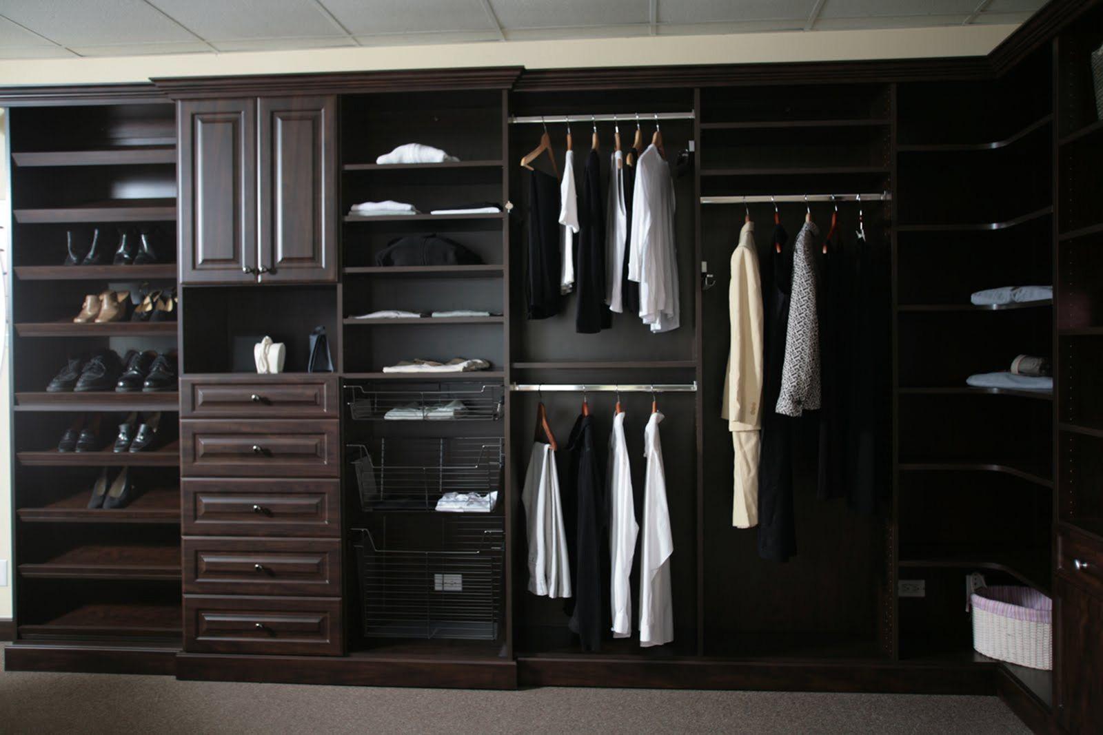 10 Excellent Black Wardrobe Design For Bedroom Ideas Closet Shelving Design Closet Decor Wooden Wardrobe Closet