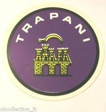 Logo Trapani calcio anni 80