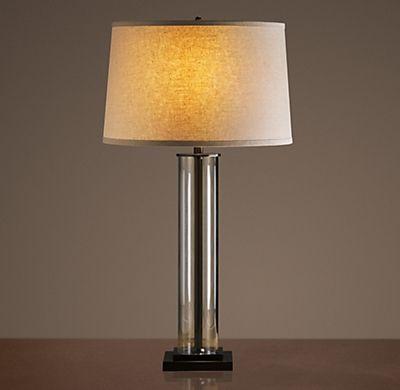 Rh Bedside Table Lamps