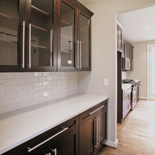Prasada Kitchens And Fine Cabinetry: +41 What Dark Countertops White Cabinets Kitchen Counter