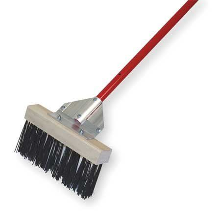 Brooms And Brush Heads Push Broom Black Flat Steel Wire 12 In By Value Brand 107 96 Push Broom Block Push Broom Broom Kitchen Cleaning Supplies