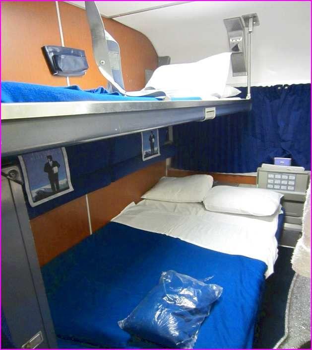Amtrak Superliner Bedroom