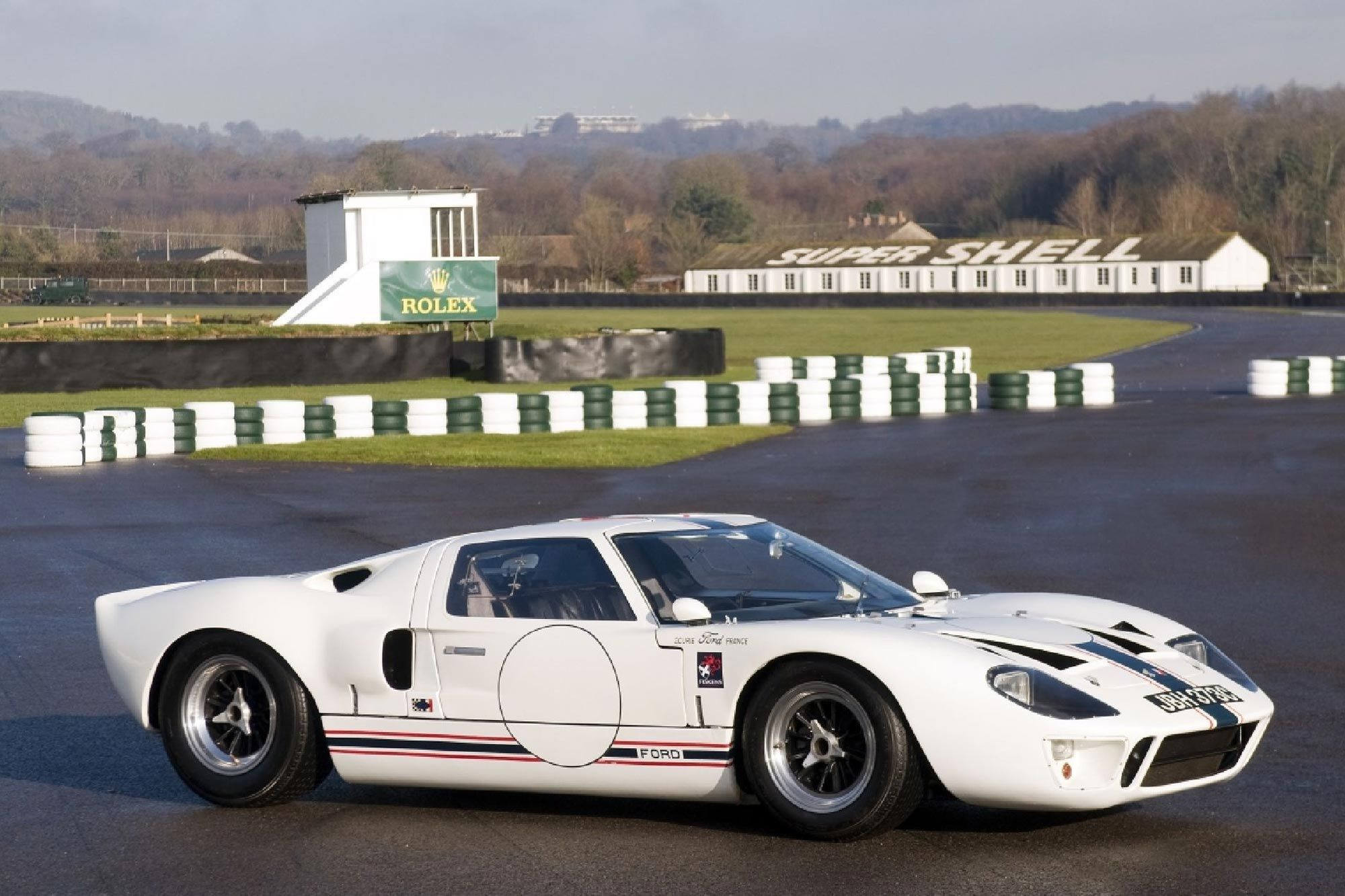 Ford France Ford Gt40 Ford Gt Classic Sports Cars