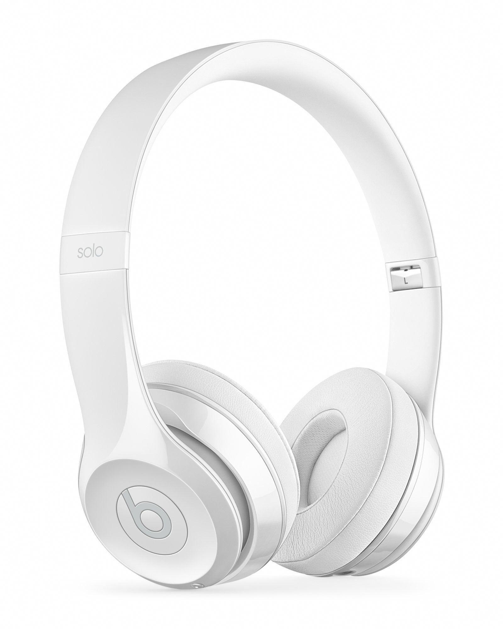White Solo 3 Wireless Headphones Wireless beats, Beats