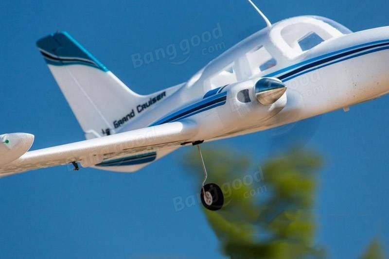 "Dynam Grand Cruiser 1280mm 50 ""Wingspan RC Flugzeug PNP"