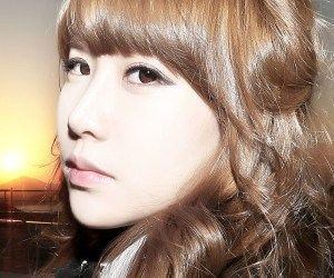 B.P.Pop // Pyun Su Jin // Pyunji // Feb 15th 1989 (26) Aquarius // leader, vocals // 5ft4 //