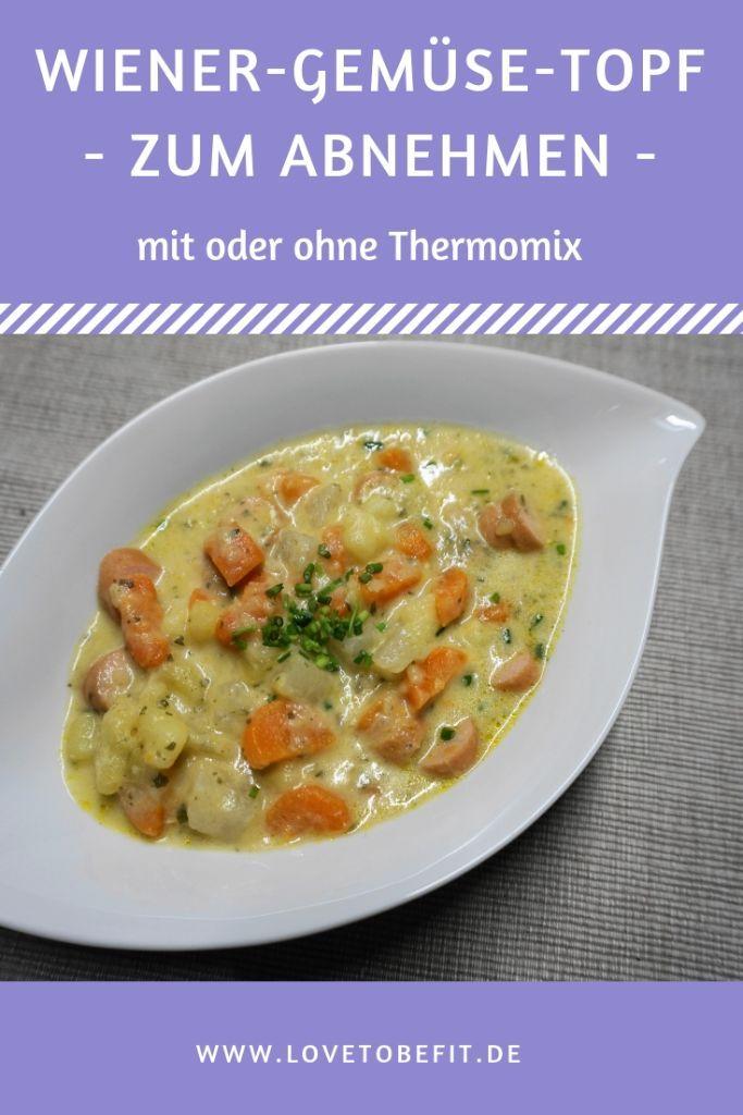 Wiener-Gemüse-Eintopf zum Abnehmen - lovetobefit.de