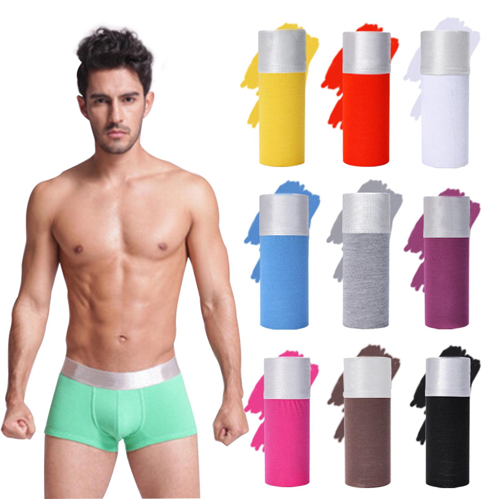 New Men Modal Trunks Briefs Boxers Short Underpants Underwear