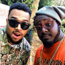 Chris & t pain