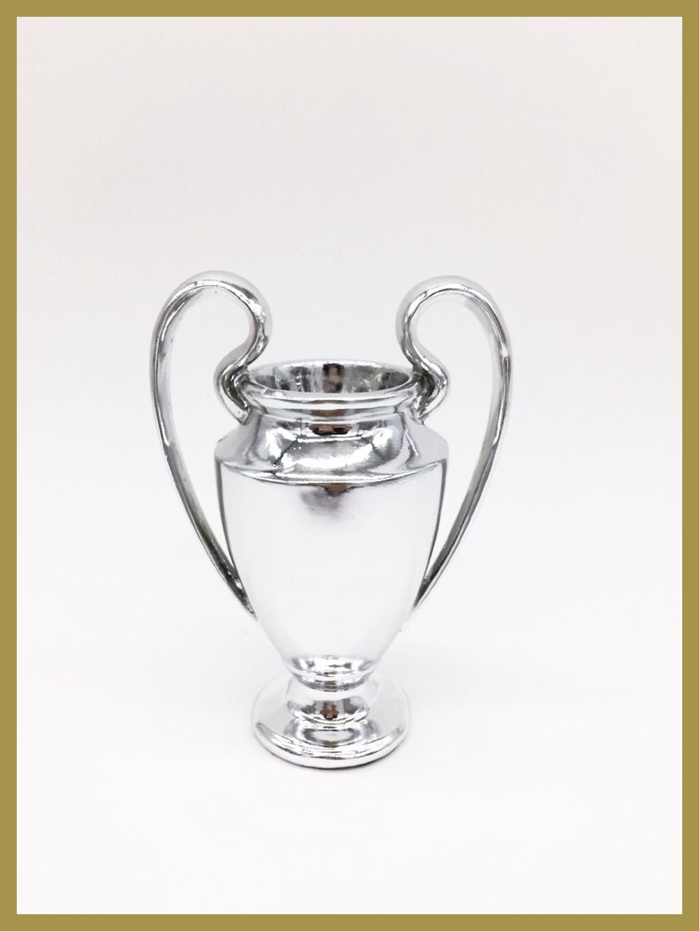 0.5KG Champions League Little Trophy 15 cm Soccer Fans for