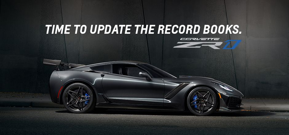 2019 Corvette ZR1 at Kerbeck Corvette | Corvette zr1 ...