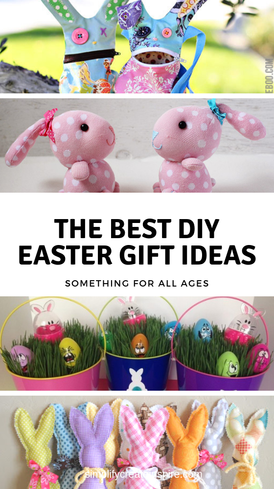 30 Non Chocolate Easter Gifts For All Ages Diy Easter Gifts Easter Diy Easter Gift For Adults,Best Home Decor Shopping Websites