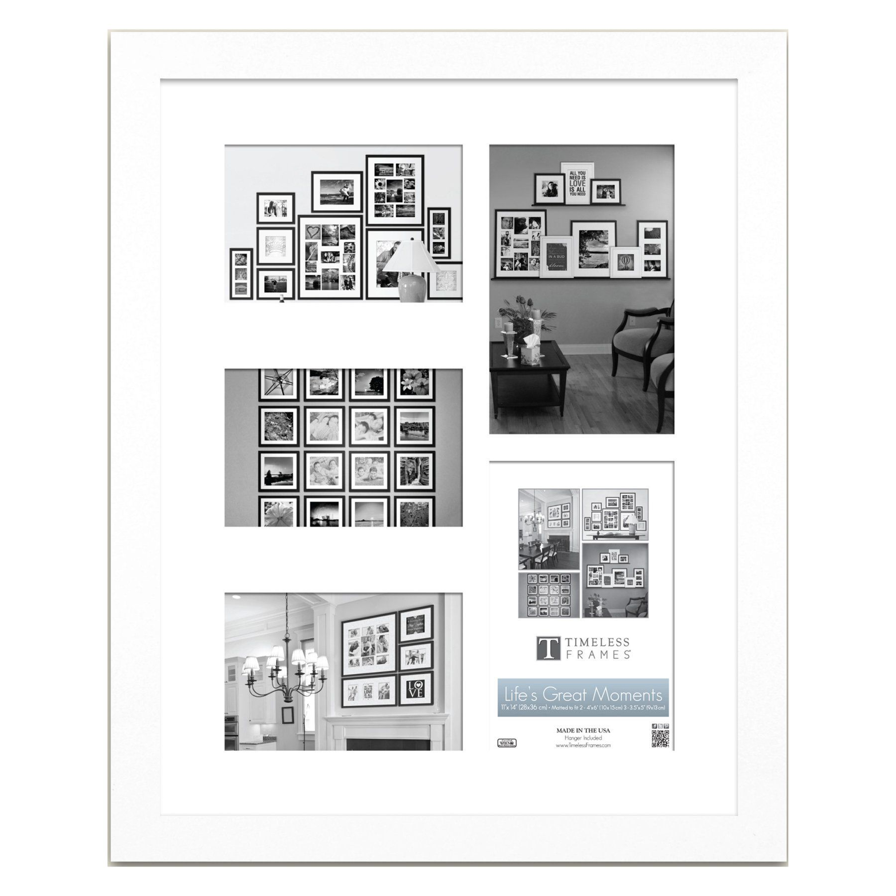 Timeless Frames Lifes Great Moments Five Opening Collage Picture ...