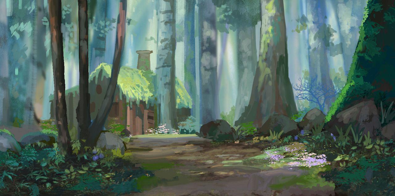 Http Concept Art Tumblr Com Page 9 Landscape Illustration Landscape Paintings Concept Art