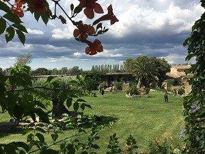 Jardin De Saint Adrien A Visiter Dans L Herault 34 Avec