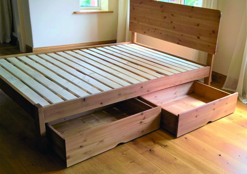 How To Use The Storage Space Under Your Bed Bed Storage Drawers Wooden Bed With Storage Under Bed Storage