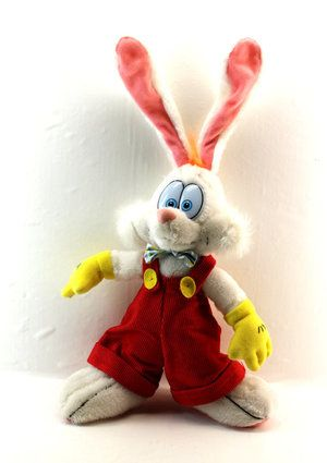 Pin By Michelle Carney On My Childhood Rabbit Toys Toys Roger Rabbit
