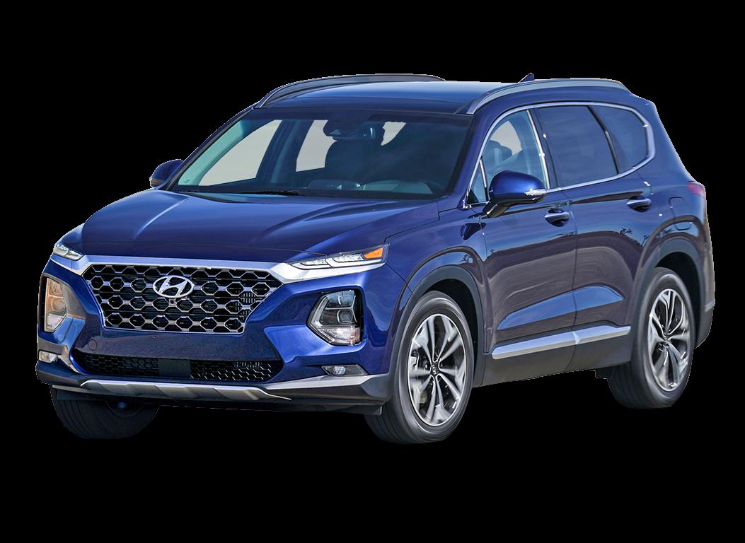 Hyundai Santa Fe 2019 4 Door Suv Hyundai Santa Fe Hyundai Santa Fe