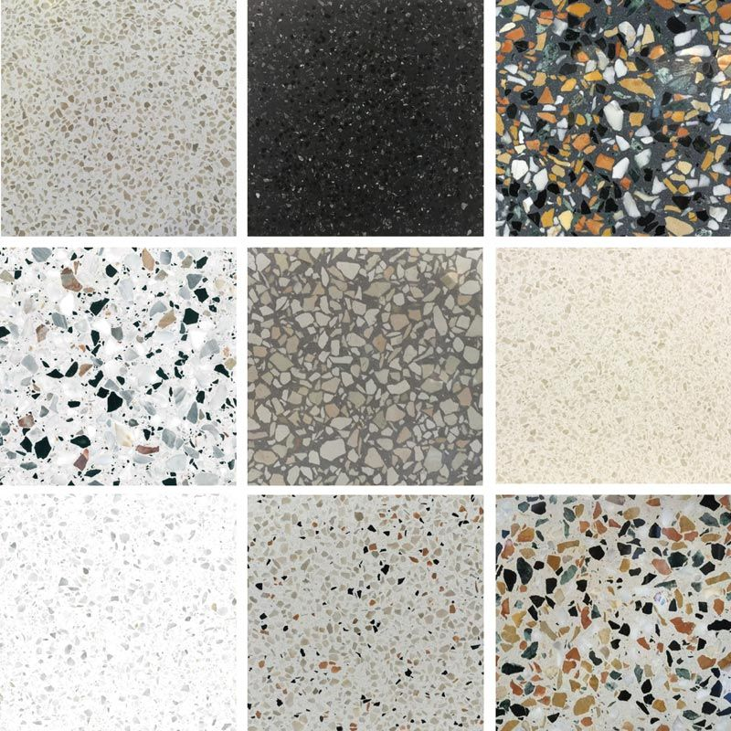 How Terrazzo Tiles Have Made Their Way Back Into Our Homes Terrazzo Tile Terrazzo Design