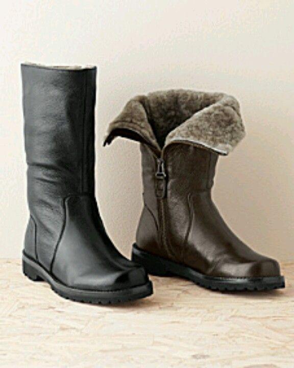 warm! Gentle Souls Warm-Me-Up Boots