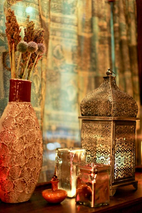I adore the moroccan style oriental style pinterest - Decoracion marruecos ...