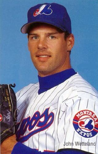 John Wetteland Expos Baseball Major League Baseball Teams Best Baseball Player