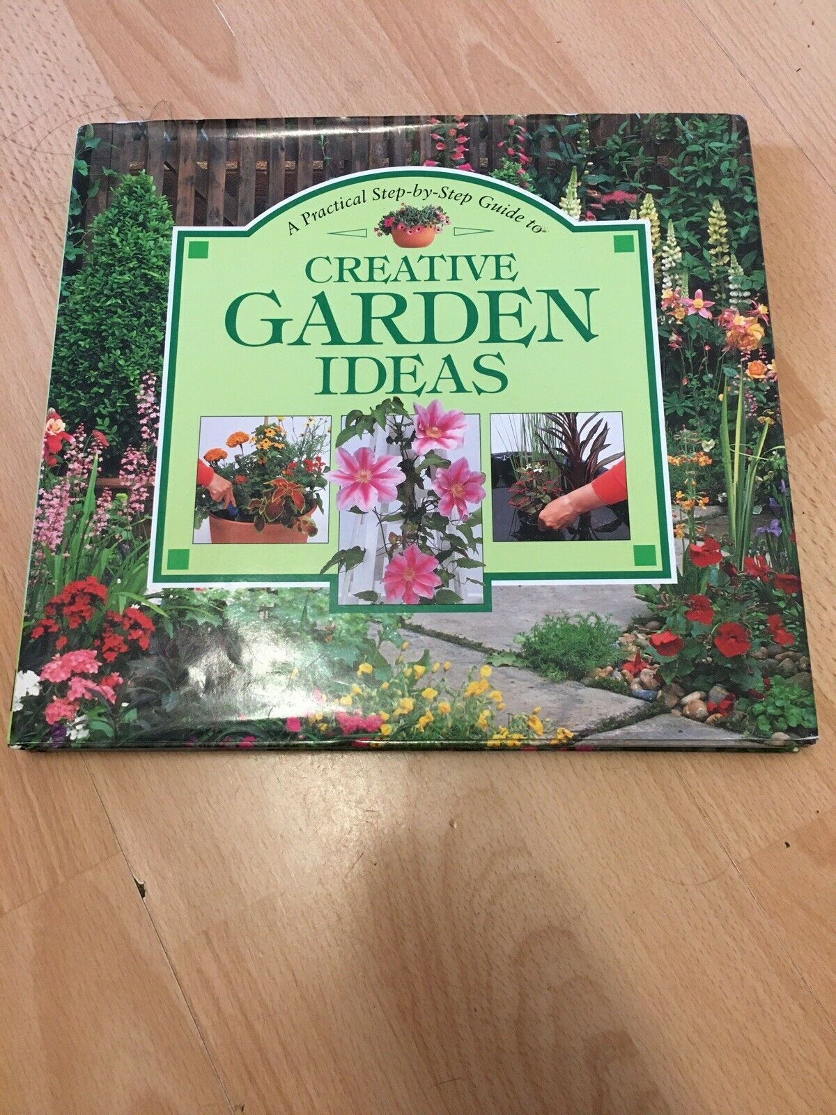 Creative Garden Ideas. Condition is Good. Dispatched with Royal Mail 2nd Class. Please note that I will NOT be able to post any items between Wednesday 23 September and Wednesday 30 September due to holiday commitments, please do not bid unless you are happy with this dispatch delay. #CreativeGardenIdeas