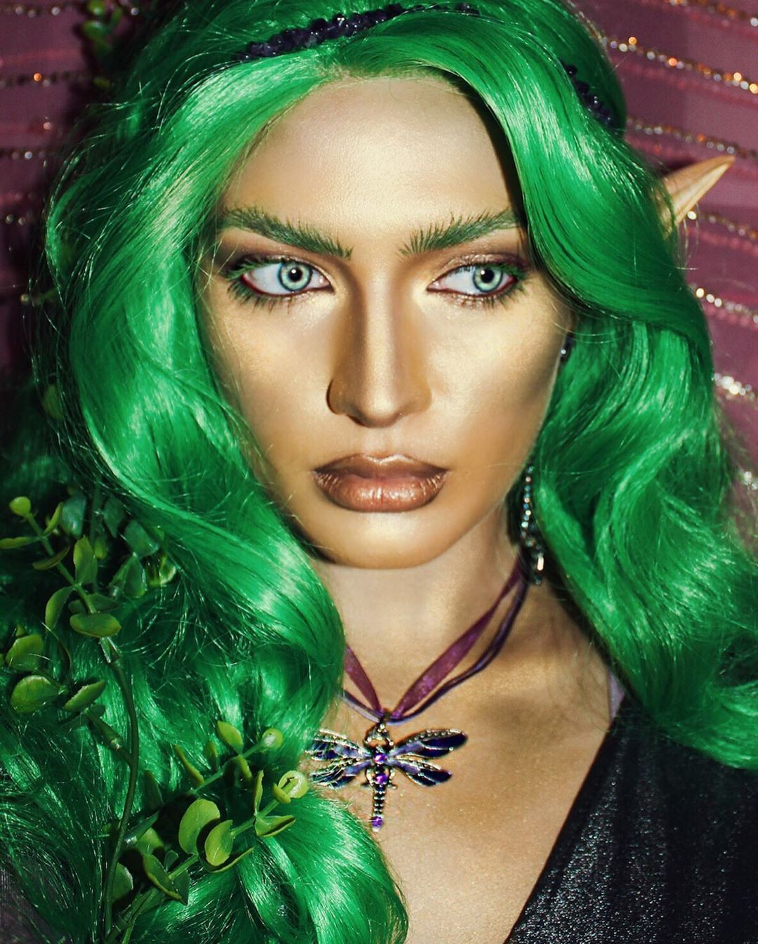 "MysticalCreature on Instagram: ""Princess Elowyn whirls at ..."