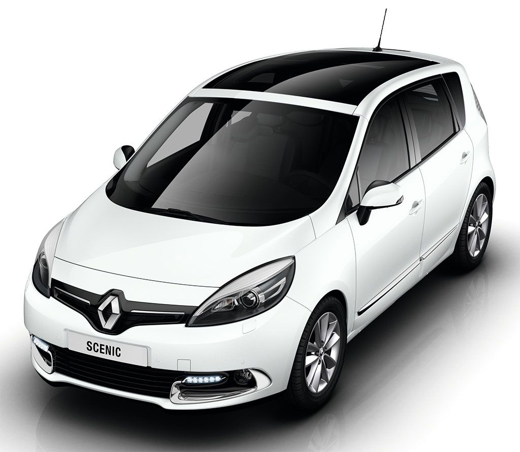 Renault Car Wallpaper: White #renault #scenic #white #2014