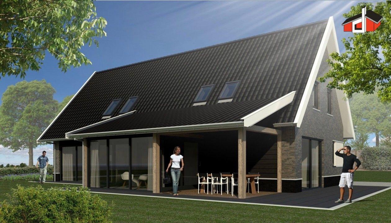 Villa schuurwoning vo 25 schuurwoning bouwen wonen for Nieuwe woning bouwen
