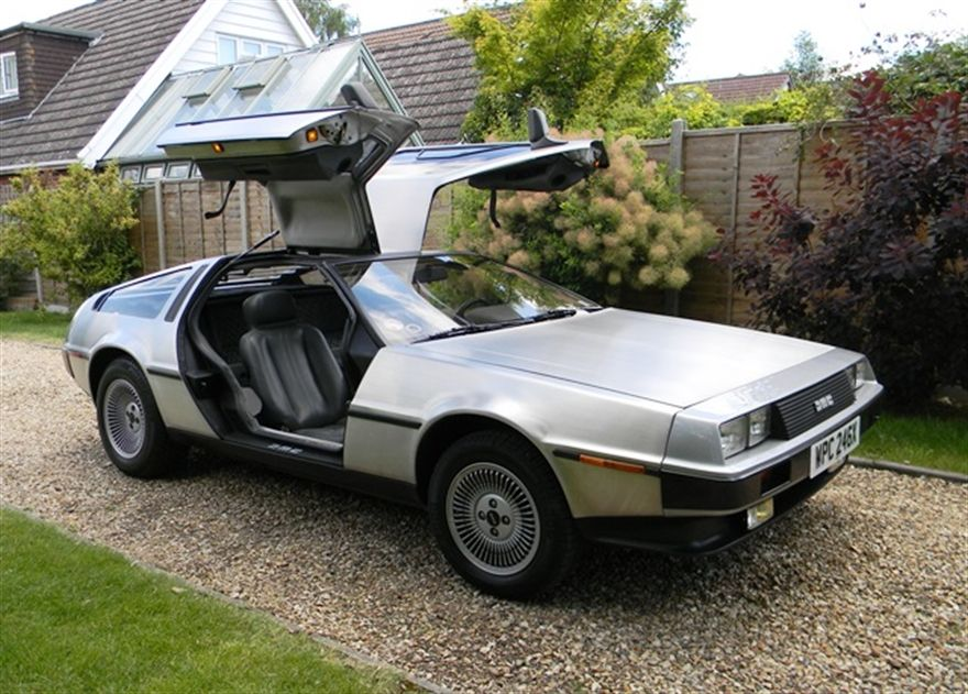 DeLorean DMC-12 For Sale, classic cars for sale uk (Car: advert ...