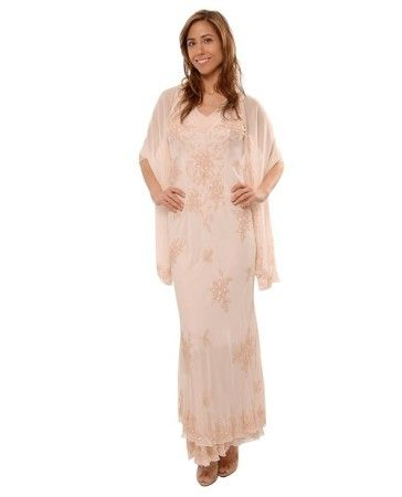 e05660900fa Cute long plus size flowy summer mother of the bride dresses - summer MOB  dress