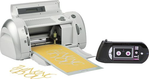 Deal Of The Day Provo Cricut 2000533 Gypsy Card Making Bundle 75